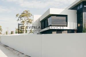MW 59 - Front Yard Boundary Fence House