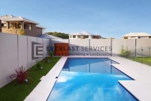 MW 62 - Modular Fence Swimming Pool
