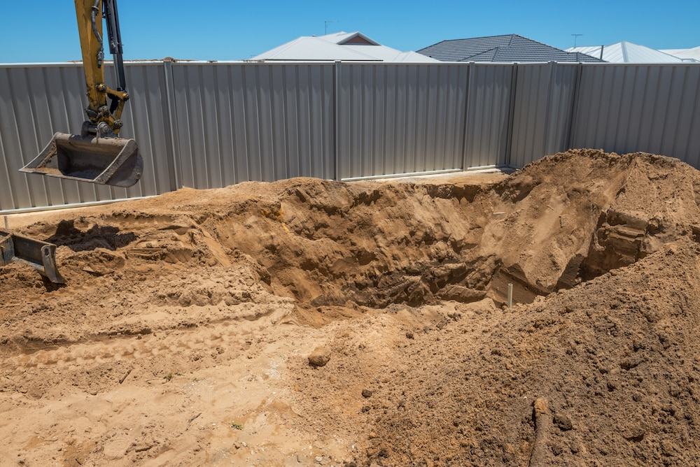 excavation earthworks contractors