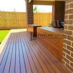 Decking Bench Seats