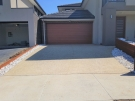 Type 7 Exposed Aggregate Driveway