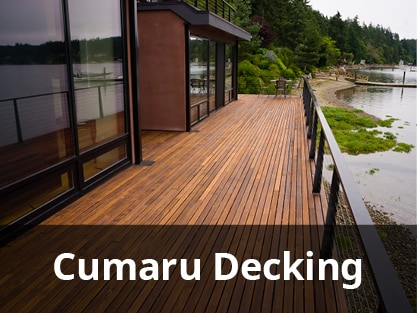 Decking designs and ideas