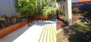 L29 - Back Merbau Garden Box