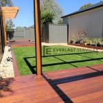 L37 - View One Decking + Pergola + Synthetic Grass