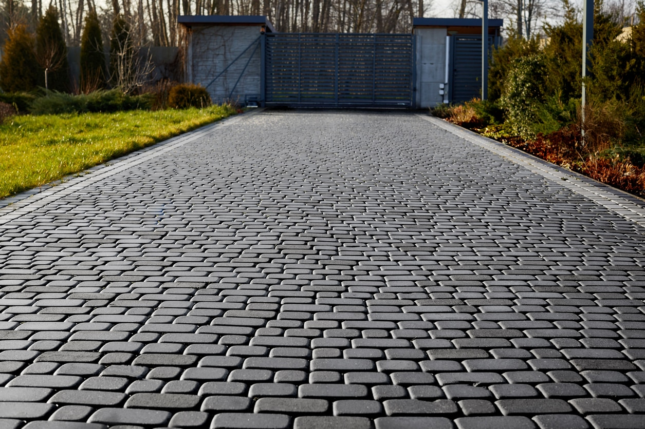 concrete block paving prices