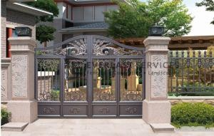 AD5 - Aluminium Art Decor Fencing