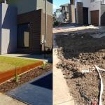 L40 - Before and After Front Landscaping