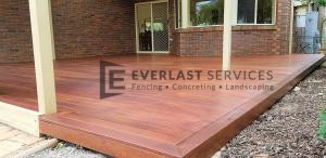 T126 - Outdoor Decking Area