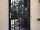 SS128 – Black Triple Oxley Ring Single Gate