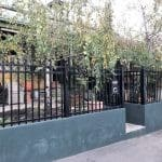 Wraught Iron Fencing