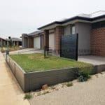 RW5 - Concrete Retaining Wall View 2