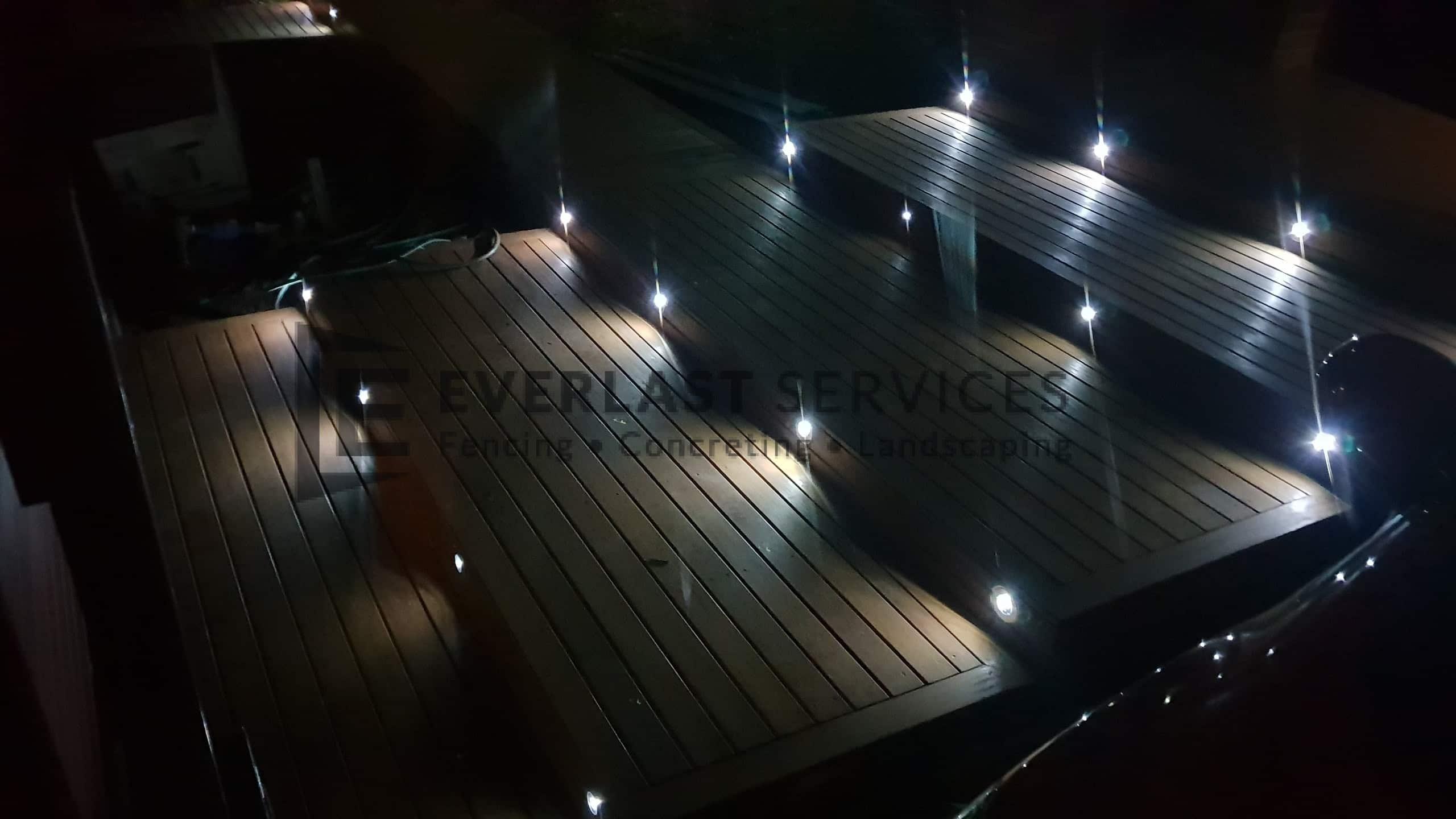 T182 - Decking Night Lights