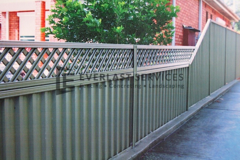 Colorbond Fencing Melbourne Fence Panels Price Amp Colours