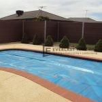 SP4 - Horizontal Slat Pool Fencing