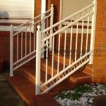 SF43 - Primrose Oxley Ring Steel Handrail