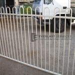 SP6 - Loop Top Pool Fence Panel