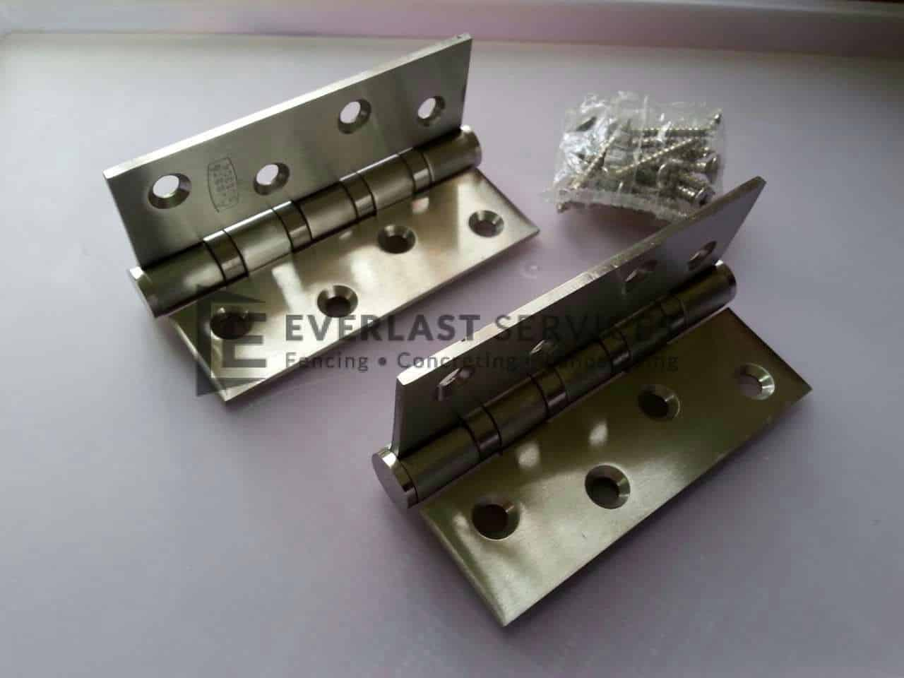 FS68 - Stainless Steel Butt Hinges