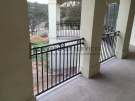 SF85 – Black Custom Oxley Cross Balustrade View 6
