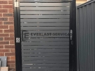 SS104 – Aluminium Slats Single Gate