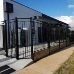 SF160 - Custom Steel Fencing
