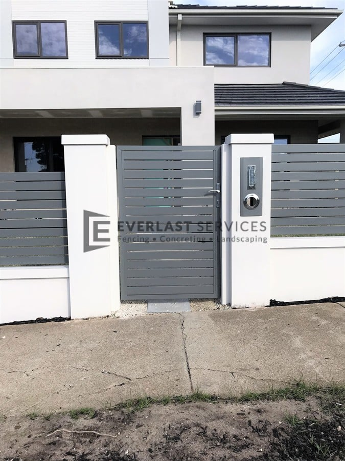 SS120 - Modular Fence Gate