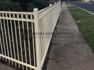 Oxley Ring Front Fence