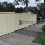 A40 - Primrose Vertical Slats with Criss Cross - Werribee