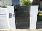SS86 – Monument 90mm Slats Single Gate