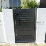 SS86 - Monument 90mm Slats Single Gate