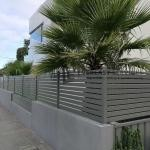 A146 - Slats Privacy Screen
