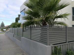 A146 - Slats Privacy Screen