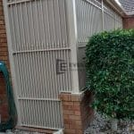 SF112 - Steel Fencing + Perforated Sheeting (Heritage Design)