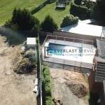 A193 - Travertine Slats Pool