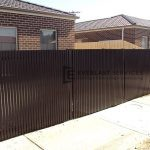 A45 - Vertical Face Welded Slats Panel- Laverton