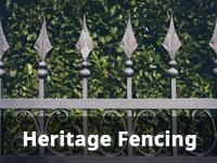 Heritage Fencing