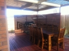 T28 – Timber Deck Patio Close Up