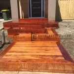 T6 - Front Porch Timber Decking with Steps