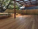 T62 – Blackbutt Decking + Verandah