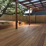 T62 - Blackbutt Decking + Verandah