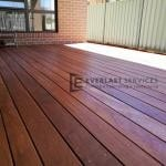 T99 - Cumaru Decking Close Up