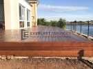 T77 – Merbau Decking with Lake Back Drop 2