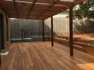 T65 – Blackbutt Decking + Verandah