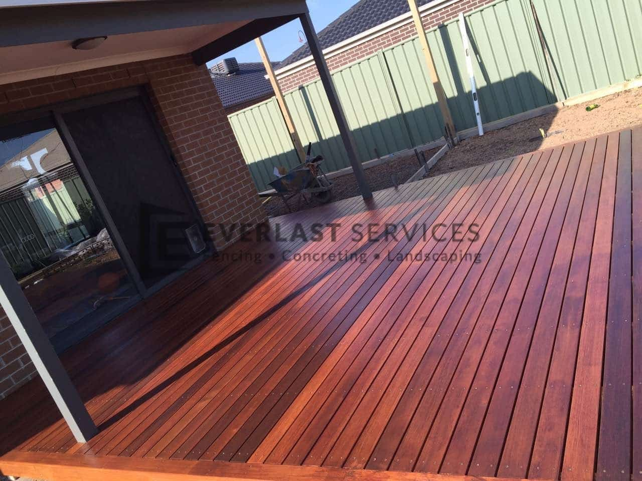 T55 - Merbau Decking 2