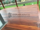 T42 – Close up Jarrah Decking