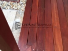 T44 – Close Up Jarrah Decking Corner