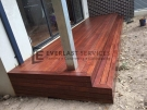 T45 – Merbau Decking wtih Step