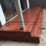 T45 - Merbau Decking wtih Step