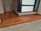 Timber Decking Doorway