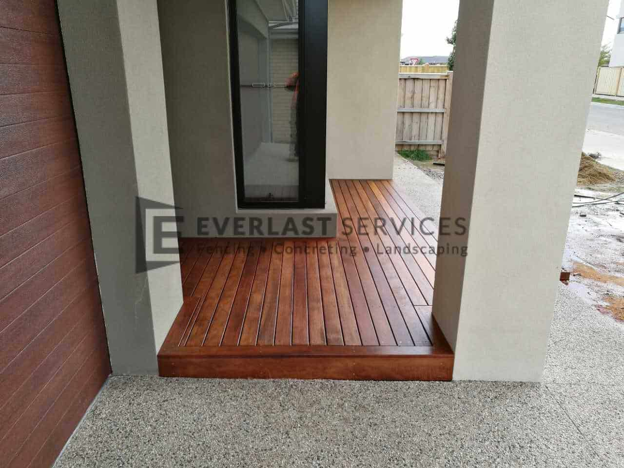Timber Decking Melbourne Merbau Amp Composite Outdoor Deck