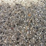 EA2 - Exposed Aggregate Concrete Close Up